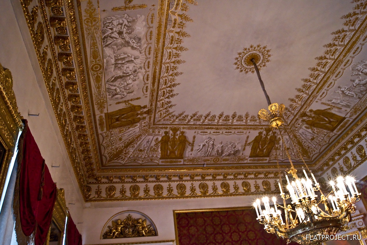 The Yusupov Palace interiors – photo 98