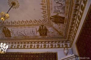 Декор интерьеров Юсуповского дворца — фото 100