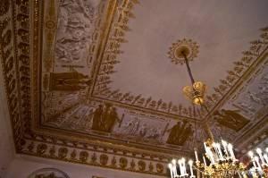 Декор интерьеров Юсуповского дворца — фото 99