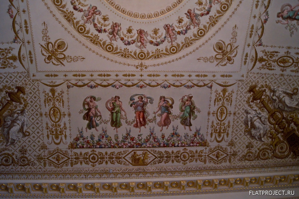The Yusupov Palace interiors – photo 89