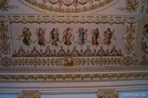 Декор интерьеров Юсуповского дворца — фото 86