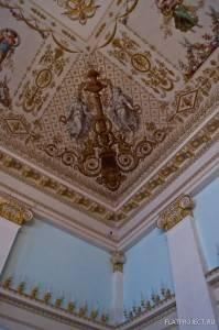 Декор интерьеров Юсуповского дворца — фото 84