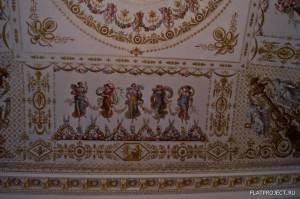 Декор интерьеров Юсуповского дворца — фото 81