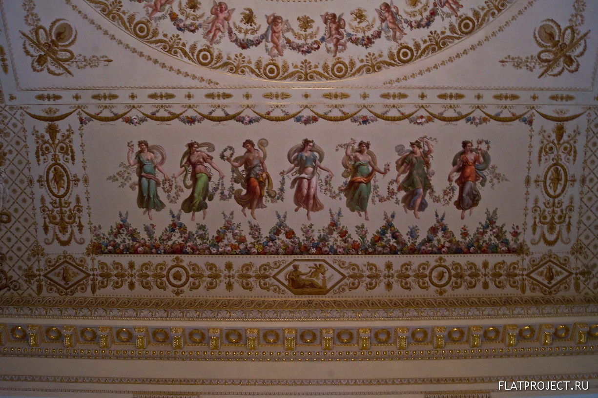 The Yusupov Palace interiors – photo 82