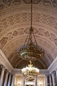 Декор интерьеров Юсуповского дворца — фото 83