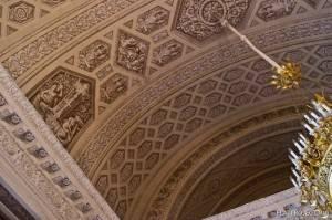 Декор интерьеров Юсуповского дворца — фото 66