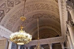 Декор интерьеров Юсуповского дворца — фото 71
