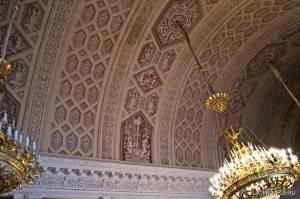 Декор интерьеров Юсуповского дворца — фото 74