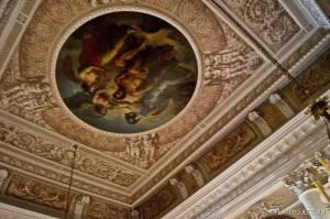 Декор интерьеров Юсуповского дворца — фото 58