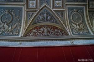 Декор интерьеров Юсуповского дворца — фото 55
