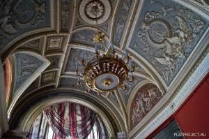 Декор интерьеров Юсуповского дворца — фото 49