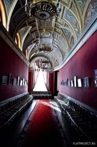 Декор интерьеров Юсуповского дворца — фото 53