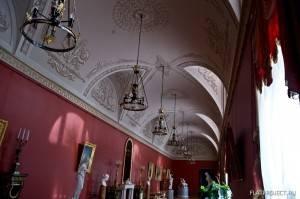 Декор интерьеров Юсуповского дворца — фото 39