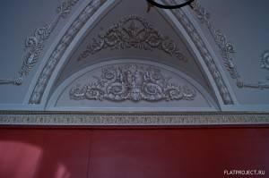 Декор интерьеров Юсуповского дворца — фото 41