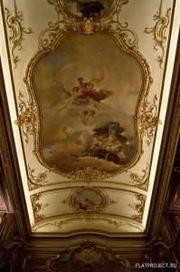 Декор интерьеров Юсуповского дворца — фото 33