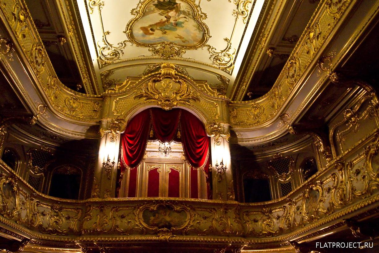 The Yusupov Palace interiors – photo 30