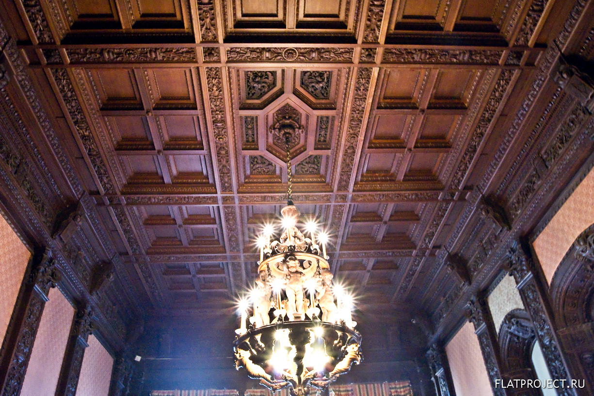 The Yusupov Palace interiors – photo 25