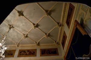 Декор интерьеров Юсуповского дворца — фото 26