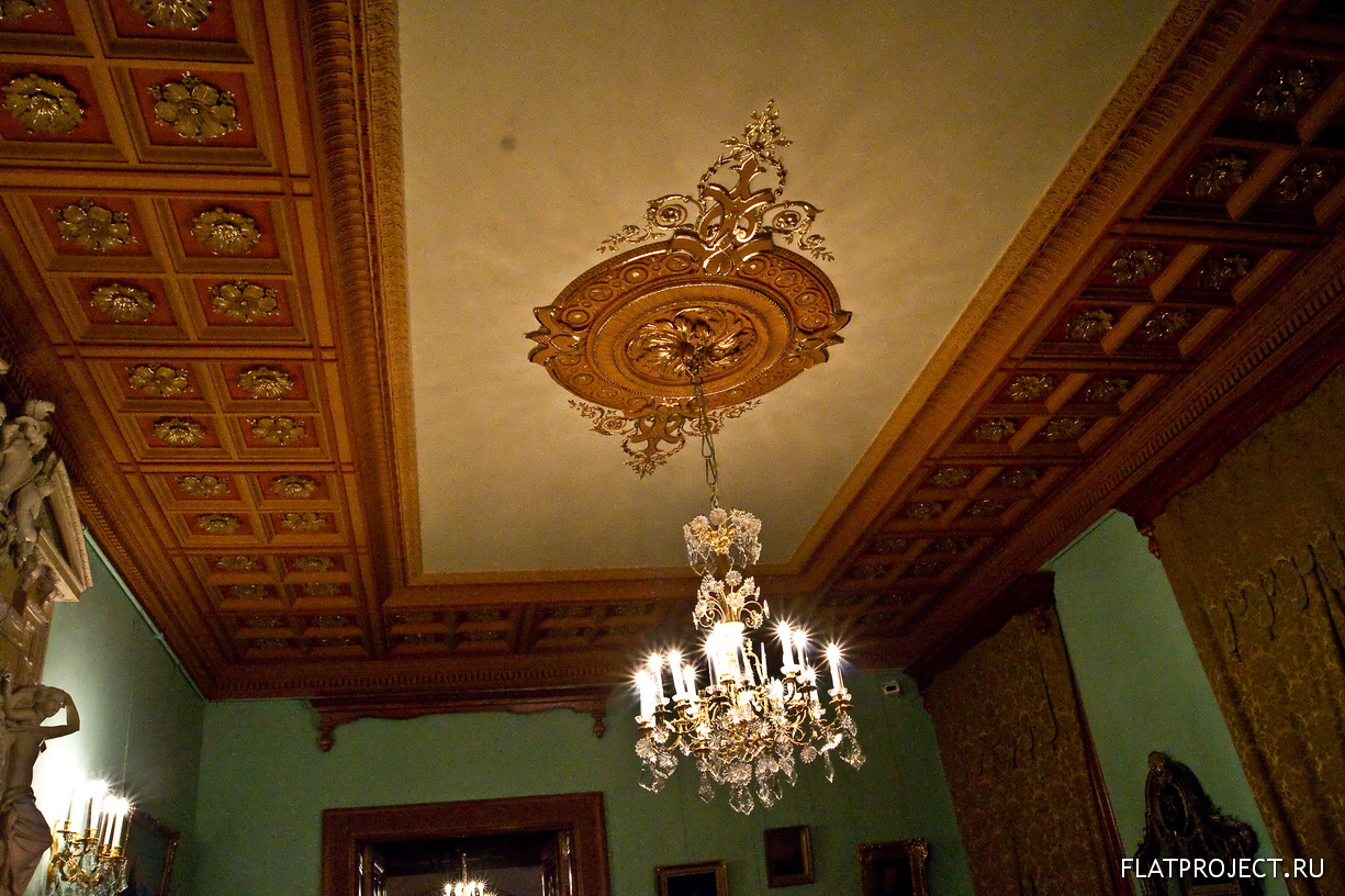 The Yusupov Palace interiors – photo 20