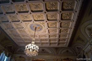 Декор интерьеров Юсуповского дворца — фото 14