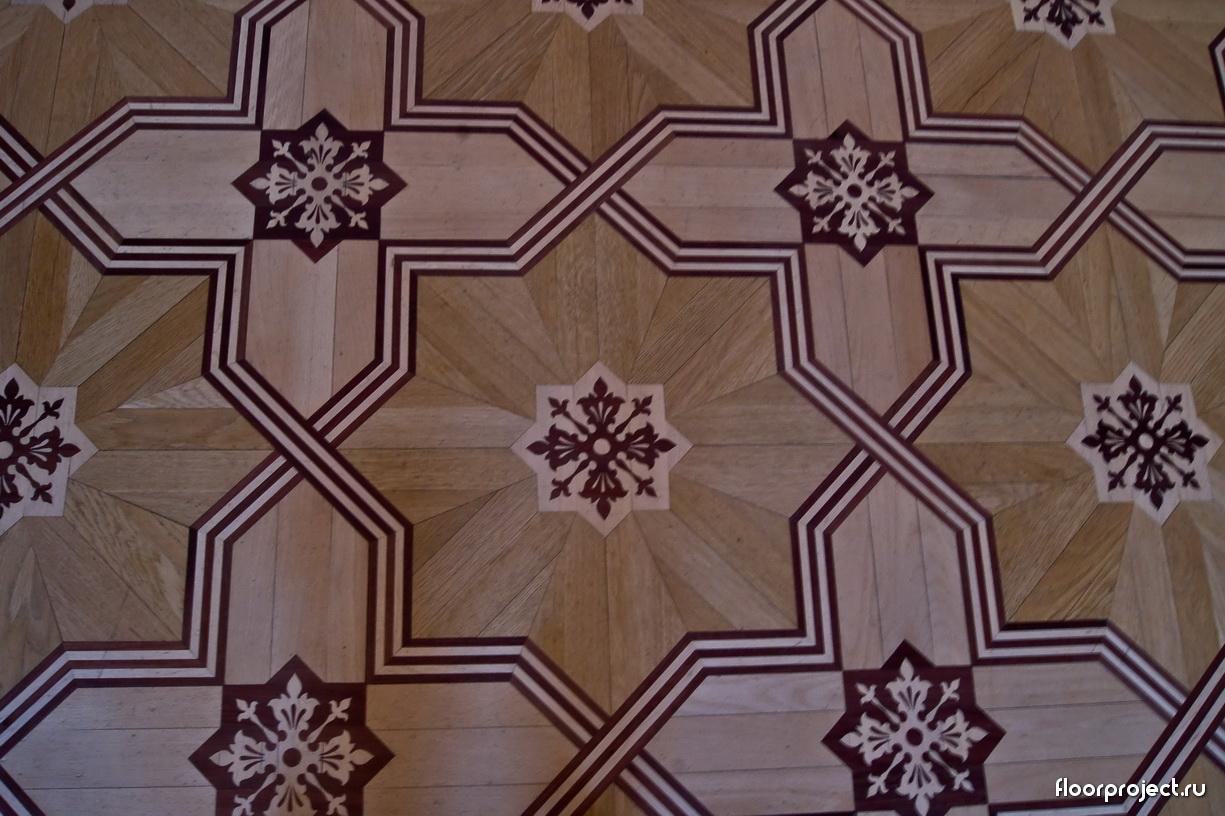 The Stroganov Palace floor designs – photo 4