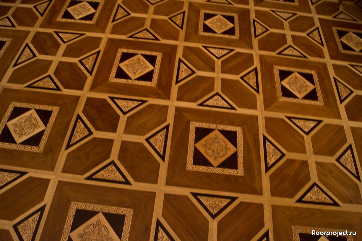 The Stroganov Palace floor designs – photo 7