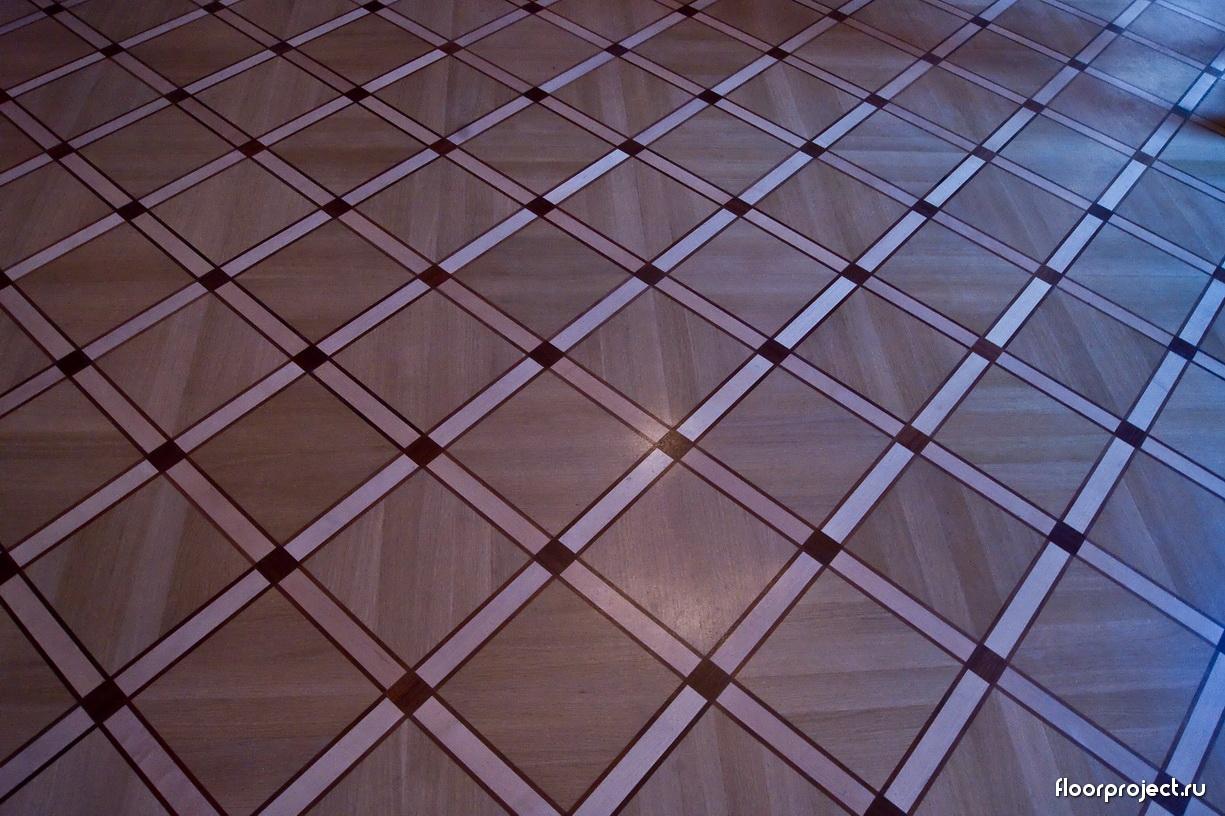The Stroganov Palace floor designs – photo 10