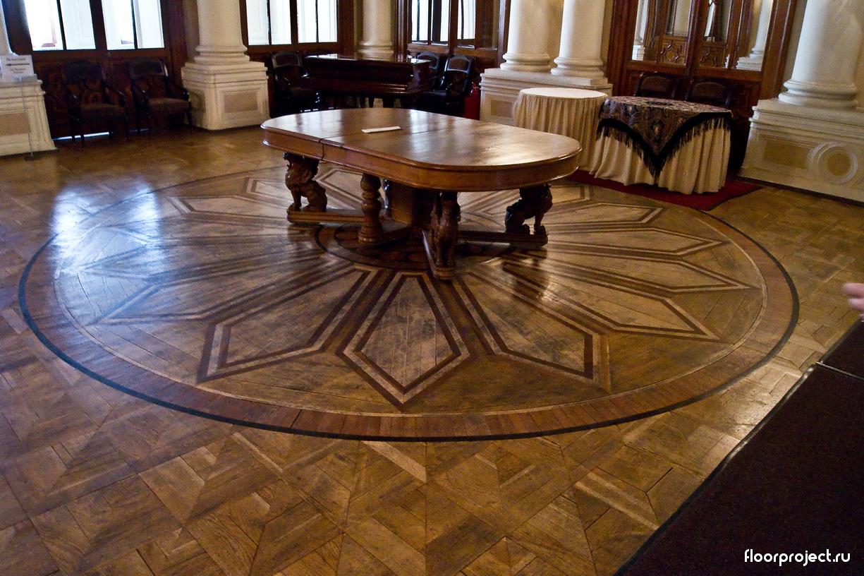 The Yusupov Palace floor designs – photo 5