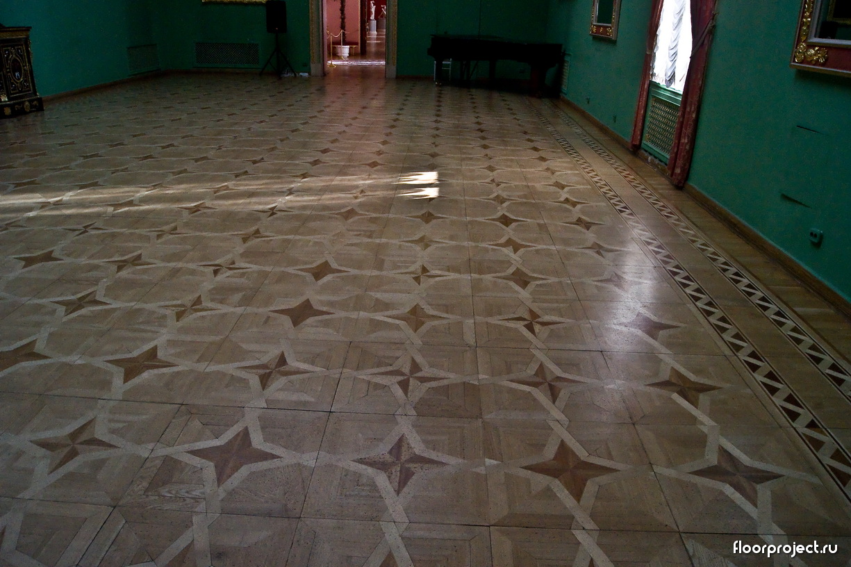 The Yusupov Palace floor designs – photo 7