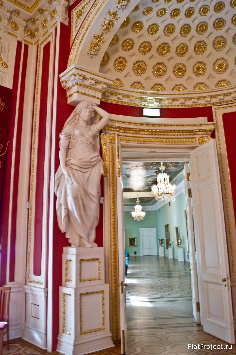 The St. Michael's Castle interiors – photo 17