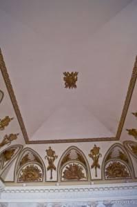 Декор интерьеров Михайловского замка — фото 48