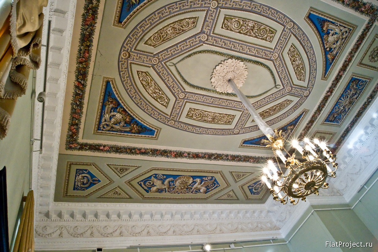 The St. Michael's Castle interiors – photo 55