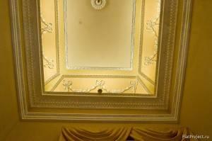 Декор интерьеров Михайловского замка — фото 11