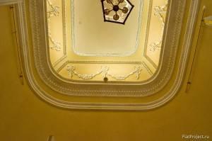 Декор интерьеров Михайловского замка — фото 15
