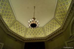 Декор интерьеров Михайловского замка — фото 16