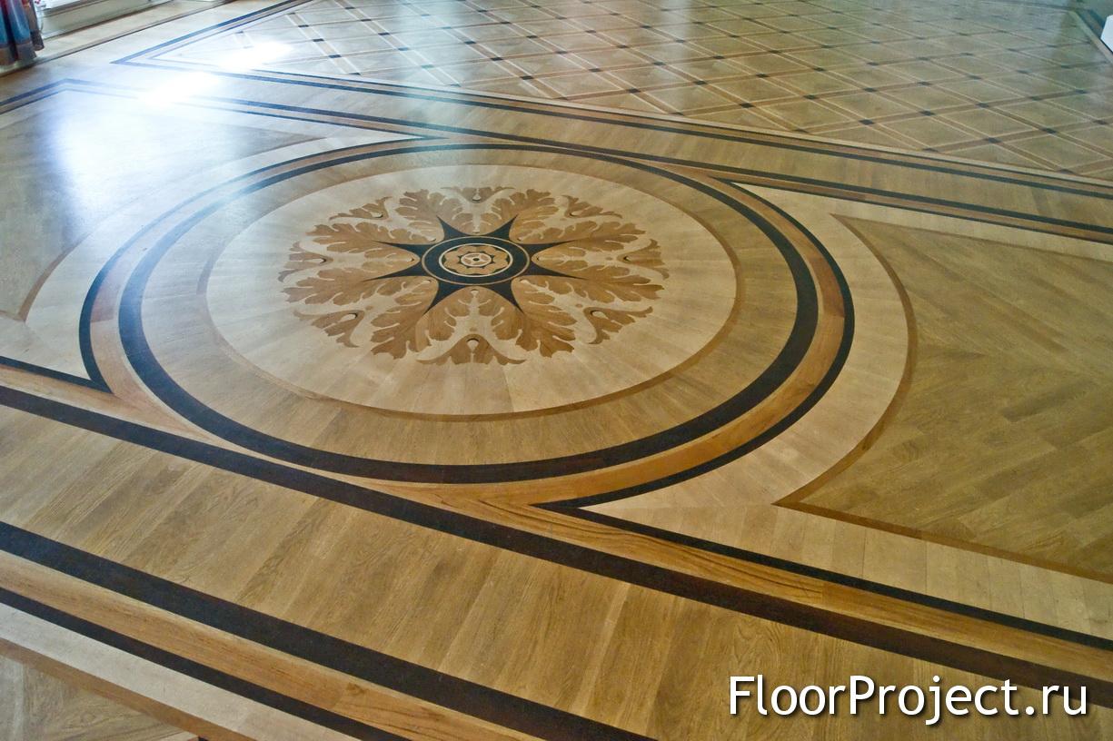 The St. Michael's Castle floor designs – photo 5