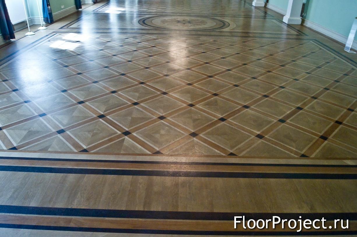The St. Michael's Castle floor designs – photo 1