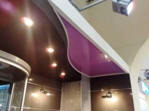 Натяжные потолки – Lime