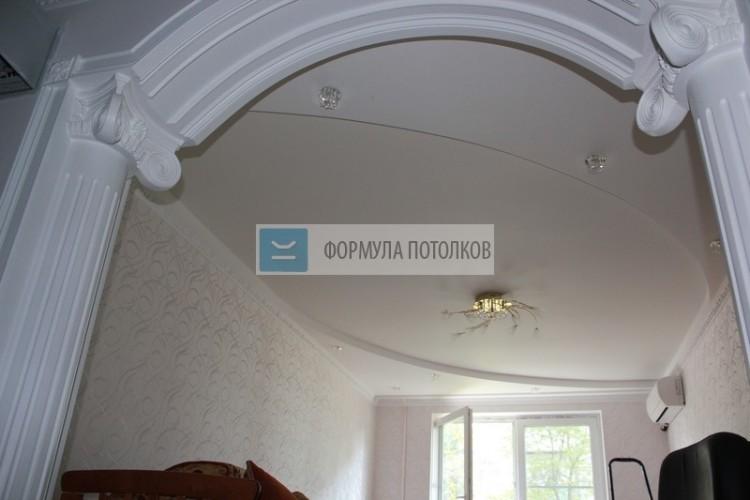 Потолок и декор из гипрока