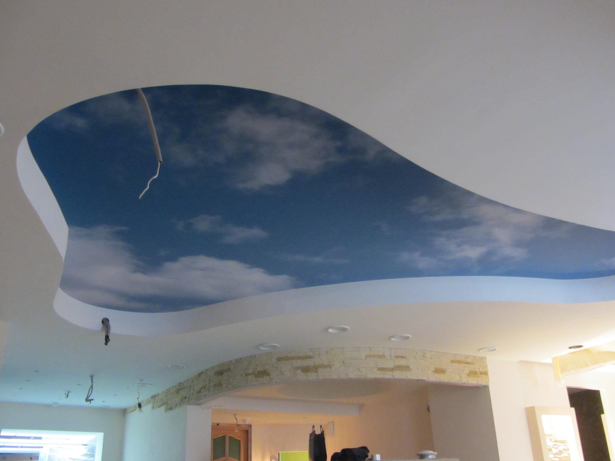 ассоциируют ломаные потолки на картинках фотографиях севера так