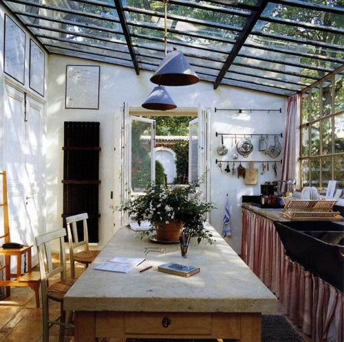 Стеклянная крыша — фото 100