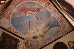 Роспись с викторианским орнаментом