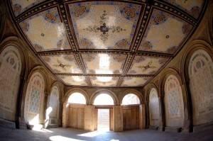 Сводчатая галерея террасы Бетезда (фото 2)