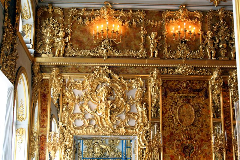 The Catherine Palace interiors – photo 146