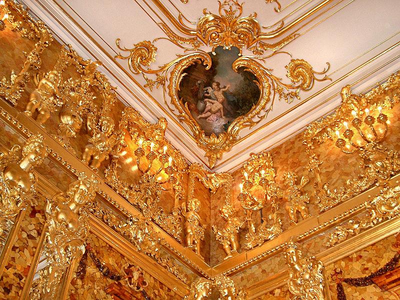The Catherine Palace interiors – photo 149