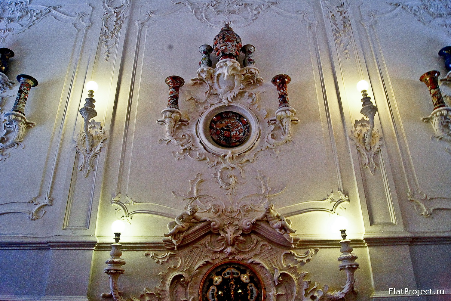The Catherine Palace interiors – photo 9
