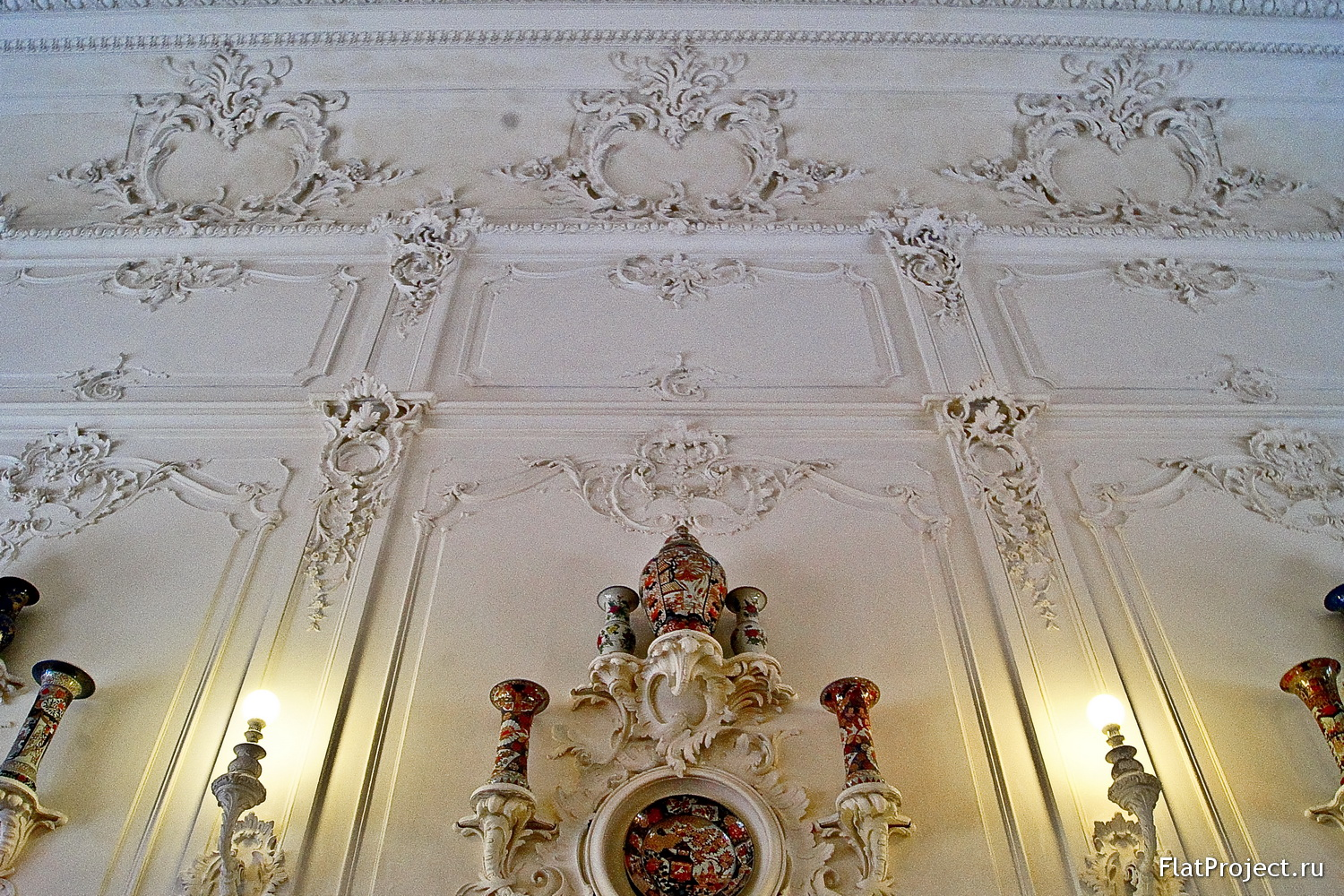 The Catherine Palace interiors – photo 21