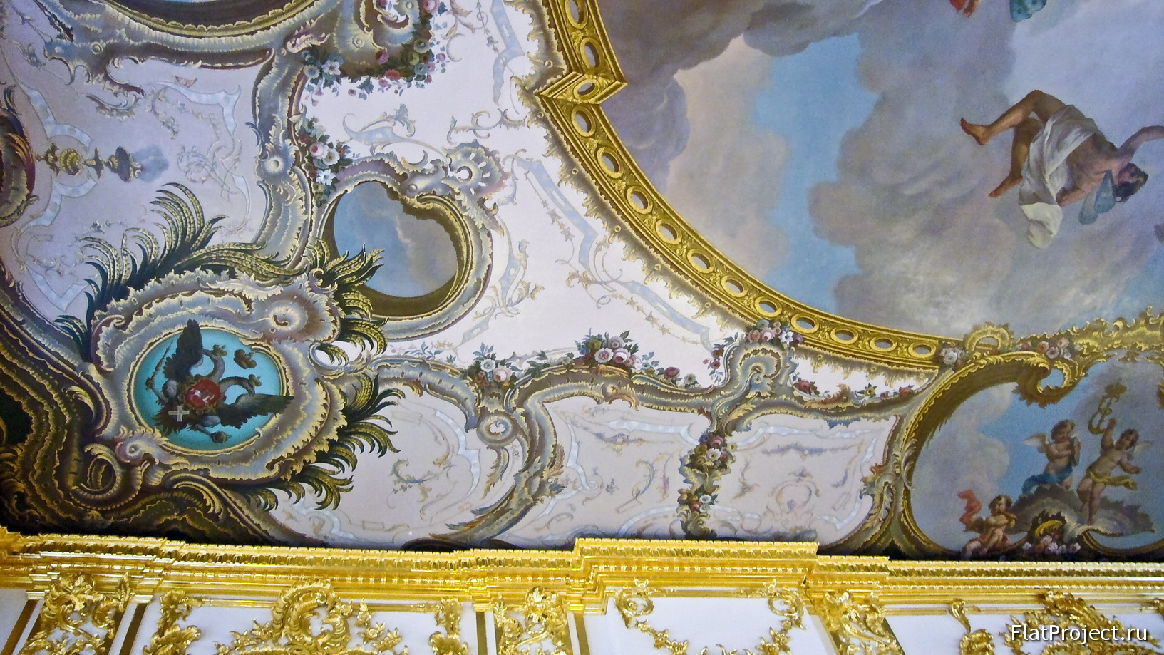 The Catherine Palace interiors – photo 270