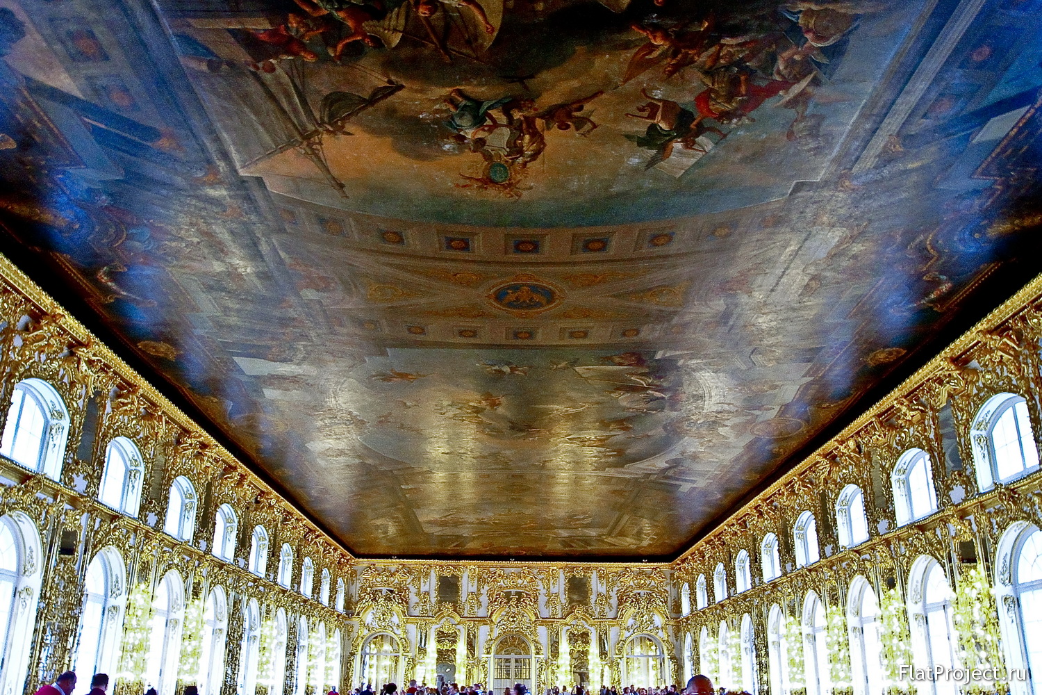 The Catherine Palace interiors – photo 333