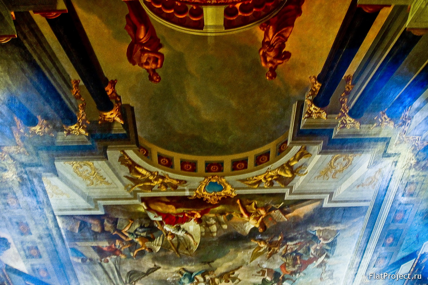 The Catherine Palace interiors – photo 319